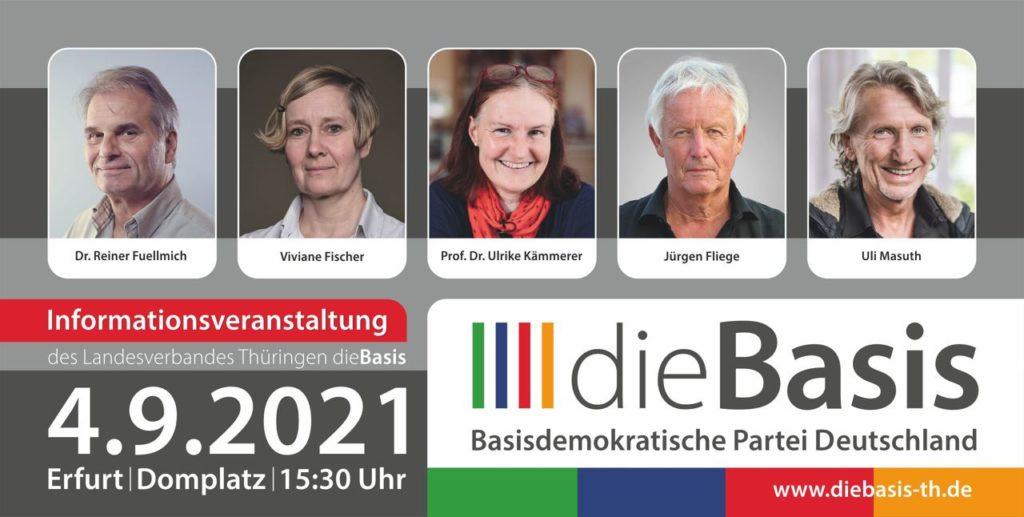Flyer Erfurt mit Bürger-Mailing 1